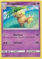 Exeggutor 74/236 Pokemon Unified Minds Non-Holo Rare NM