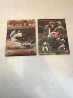1971 And 1972 NEW YORK METS BASEBALL YEARBOOK Lot