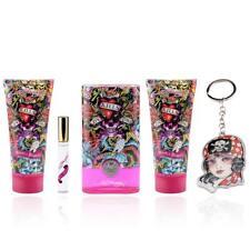ED HARDY by Christian Audigier Hearts & Daggers inkl 100 ml EDP Damen Parfum Set