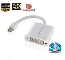 Mini Display Port(Ver1.1) to DVI Converter Full HD 1920x1080, 60Hz DVI Converter