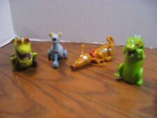 Nickelodeon's Rugrats - 4 Burger King Kids Meal Toys -1998 - 2000
