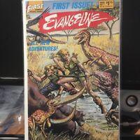 Evangeline (1987 First) comic books #1, 7