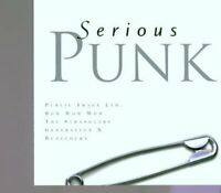Serious Punk (15 tracks, 2000) | CD | Blondie, bow wow wow, The Stranglers, G...