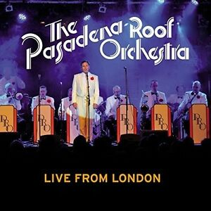 Pasadena Roof Orchestra - Live From London [New CD] UK - Import