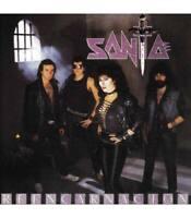 "SANTA-REENCARNACION 12""LP VINYL-spanish HEAVY METAL(REEDICION 2020"