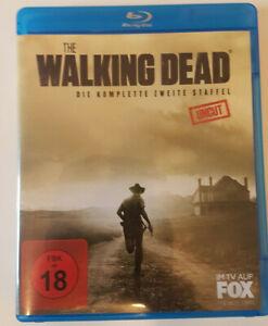 Blu-Ray: The Walking Dead - Staffel 2 (uncut )