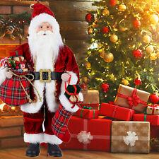 Santa Claus 70935 Weihnachtsmann 80cm Geschenkesack Weihnachtsdeko Weihnachten