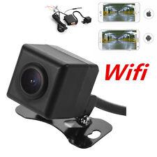 CMOS 150° Wifi Night Vision Car Rear Back View Reverse Backup Parking Camera HD