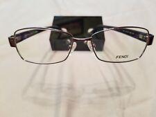 a120e814c6ce Fendi Black Unisex Eyeglass Frames for sale