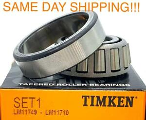 TIMKEN USA Premium Quality Wheel Bearing & Race A1 Made in USA - Ships Fast!