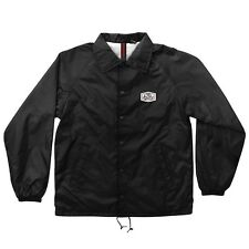 Independent Trucks Indy Patch Coach Windbreaker Jacket Black Large