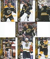 2015-16 Upper Deck Series One 1 Team Set Boston Bruins RASK PASTRNAK CHARA & +