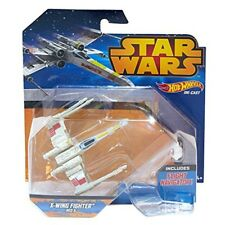 Star Wars Hot Wheels - Hunting x - Wing Fighter Red 5 Collect Them all New
