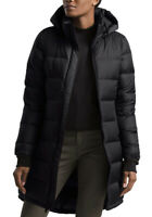 NWT The North Face Womens Metropolis Parka III BLACK Size M
