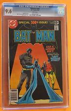 BATMAN #300 Anniversary issue DC 52 page Giant 6/1978 Simonson Giordano CGC 9.6