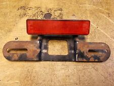 1982 Kawasaki GPZ550 GPZ 550 License Plate Bracket