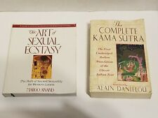 2 Book Set - The Complete Kama Sutra & The Art Of Sexual Ecstasy