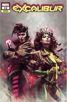 EXCALIBUR #12 MARCO MASTRAZZO EXCLUSIVE VARIANT NM ROGUE GAMBIT X-MEN WOLVERINE