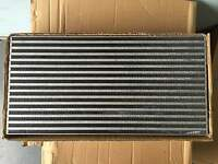 SALE- UNIVERSAL TURBO INTERCOOLER high flow CORE 600X250X76mm FOR RX7 13B