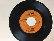 NORTHERN SOUL 45 RPM RECORD - ALVIN ROBINSON - TIGER RECORDS 104