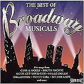 Broadway Musicals Best of, Music