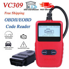 Universal VC309 OBDII Code Reader Scanner Check Engine Light Car Diagnostic Tool