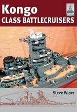 Livre ShipCraft 9 - Kongo Class Battlecruisers par Steve ESSUIE-GLACE de poche