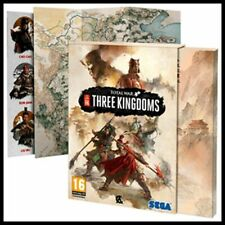 TOTAL WAR THREE KINGDOMS SPECIAL LIMITED EDITION PC DVD NEW ENGLISH COLLECTOR'S