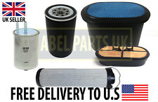 JCB PARTS - 3CX FILTER SERVICE KIT DIESELMAX ENGINE