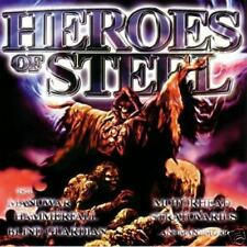 CD Heroes De Steel d'Artistes divers
