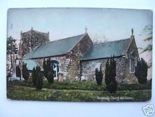 Somersby Church Photo Postcard circa 1906