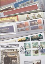 BENHAM FIRST DAY COVERS 2005 - 2009 MULTIPLE LISTING ALL CLEAN BUY 4 FREE POST