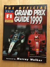 The Official ITV Formula One Fan's Guide: 1999 by Bruce Jones (Paperback, 1999)