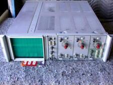 Vintage Tektronix 5111a Oscilloscope 5a15n Amplifier 5b10n Timebase Amplifier
