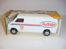 Vintage 1/16 ERTL True Value Hardware Stores Delivery Van W/Box