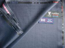 "Dormeuil 100% SUPER 120's Lana Suiting Tessuto da Dormeuil ""Tecnik"" - 3.4 M."
