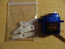 Mini Micro Servo TP SG90 9g 1,5kg 0,12s  250 450 er Heli