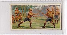 (Ja2937-100) Ogdens,Boy Scouts A-Series Blue,In Camp Quarter Staff,1911#36