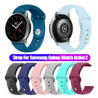 Silicone Watch Band Bracelet Strap For Samsung Galaxy Watch Active 2 42mm