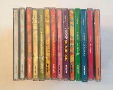 CD Top Hits (Lot 5) 14 CD's