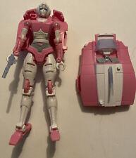 Transformers Kingdom War For Cybertron ARCEE Figure Deluxe Class WFC