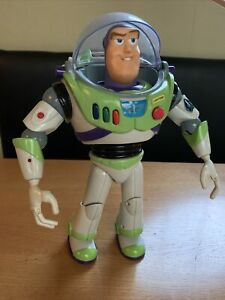 Buzz Lightyear Thinkway Toys Talking Action Figure 12 Inch