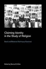 Claiming Identity In The Study Of Religion  9781781790748