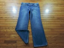 SEVEN 7 Jeans Mid Rise Stretch Flare Women's Size 14 X 32""