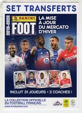 PANINI FRANCE FOOT 2019/2020 - EXTRA-STICKERS TRANSFERTS MONTPELLIER à TOULOUSE