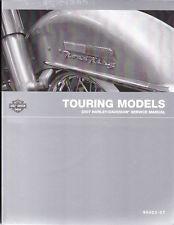 2007 Harley Touring FLH FLT Repair Service Workshop Shop Manual 99483-07
