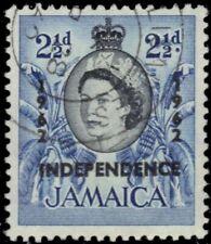 "JAMAICA 187 (SG183) - Independence ""Bananas"" (pa89892)"