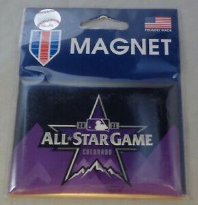 2021 All-Star Game Colorado Magnet