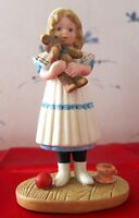 ANNE by Jan Hagara Figurine Royal Orleans 1983-84 #4043 Signed LE MINT RETIRED