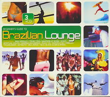 Beginner's Guide to Brazilian Lounge - Various Artists *** BRAND NEW 3CD SET ***